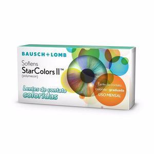 Lentes De Contacto Starcolors 2 - Cosméticos Para Tus Ojos