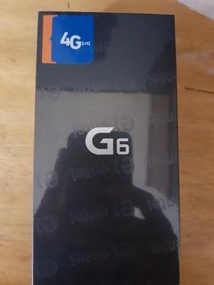 Lg G6 Nuevo en Caja Sellado