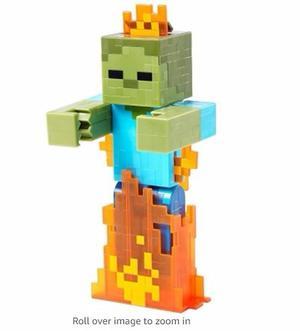 Juguete Zombie Minecraft- Original - Tienda Jesus Maria