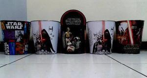 Lata Balde De Peliculas Cine Star Wars 7