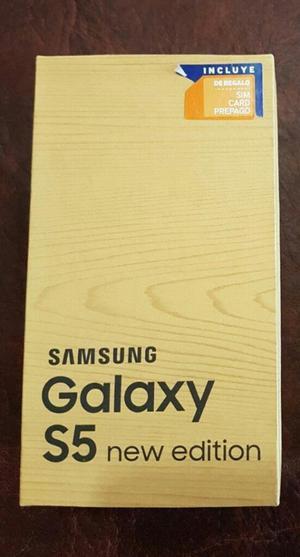 Samsung Galaxy S5 New Edition Sellado!