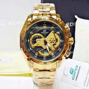 Vendo Reloj Casio Edifice Ef550fg Nuevo