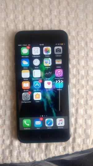 iPhone 7 32gb Negro Mate Libre