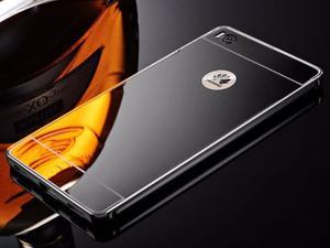 Case Protector De Aluminio Espejo Para Huawei P8 Lite