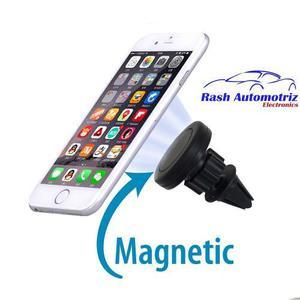 Holder Car/ Soporte Magnetico Del Auto Para Smartphones 5.5