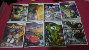 Juegos Nintendo Wii Original