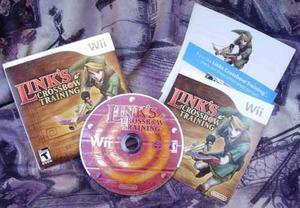 Link's Crossbow Training - Nintendo Wii - Legend Of Zelda