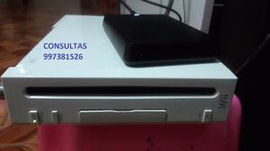 Vendo Nintendo Wii Con Disco Duro Externo Toshiba 1tb