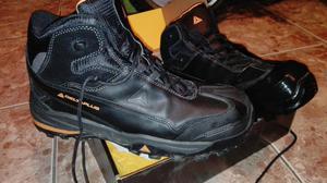 Zapatos de Seguridad Punta de Acero