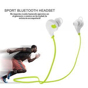 Audífonos deportivos Bluetooth Handsfree headphones más
