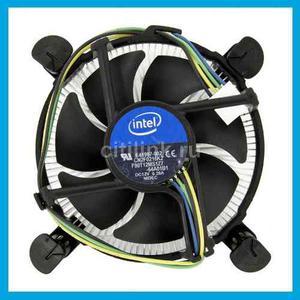 Fan Cooler Intel Socket 775 Aluminio