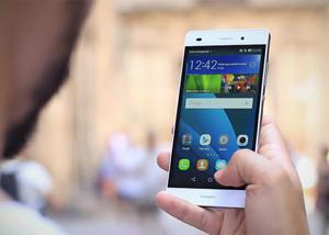 Huawei P8 Lite, Vendo Cambio