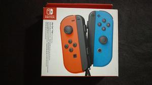 Joycon Neon Rojo Y Azul Nintendo Switch