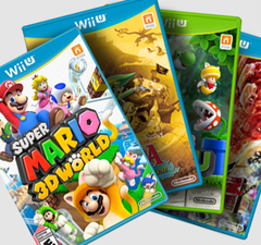 Juegos Nintendo Wii U Originales Ins. a domicilio