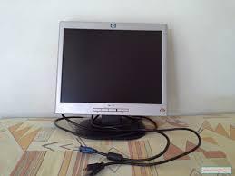 MONITOR LCD DE 15 PULGADAS MARCA HP PARA HOY!