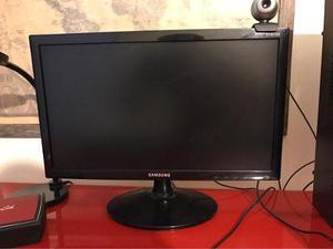 MONITOR LED SAMSUNG 20 // NO LCD // COMO NUEVO // GARANTIA