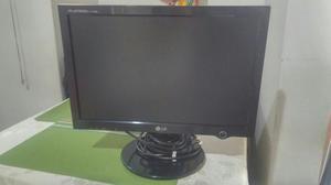 Monitor Lg Flatron de 17p con Parl Y Cpu