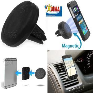 Soporte Magnetico Imantado de Celular para Auto 360 grados
