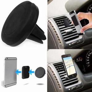 Soporte Magnético Porta Celular Para El Ventilador Del Auto