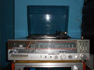 Tocadisco National Panasonic 300 Soles