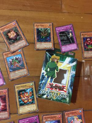 Cartas Yu Gi Oh Originales - Mas de 80