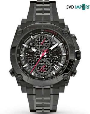 Reloj Bulova Precisionist 98b257 Cronógrafo Acero