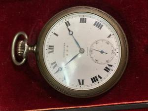 ANTIGUO RELOJ DE BOLSILLO LONGINES ANTIGUA RETRO VINTA