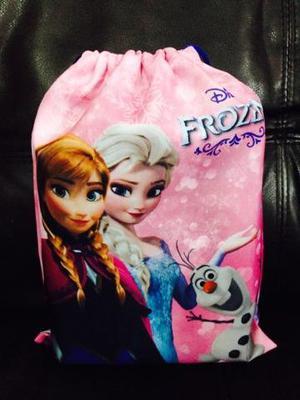 Bolsa de tela Frozen Original de Disney
