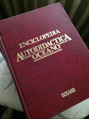 Enciclopedia Autodidacta Oceano