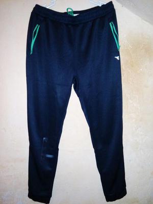 Pantalon Diadora Pitillo Nuevo Talla M,l