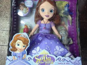 Princesa Sofia Musical Luz Frases