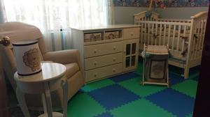 Vendo Juego de Dormitorio Completo Bebe