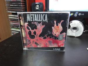 vendo cd de metallica load