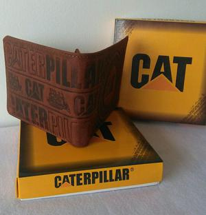 Billetera Caterpillar en Caja
