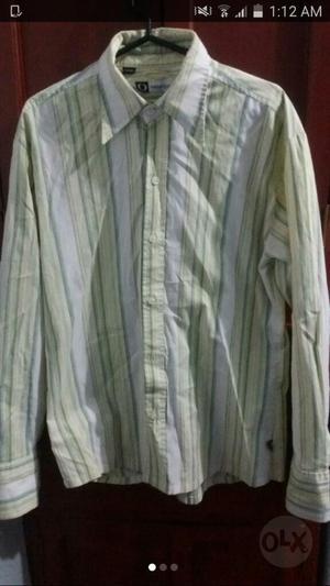 Camisa Oasis Slim Fit Dunk Quik Rip Dc