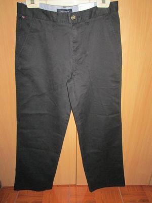 Pantalon Drill Tommy Hilfiger talla 28 a 30