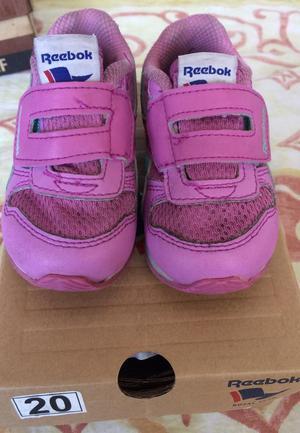 Zapatillas de Bebe Reebol talla 21.5