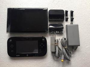 Consola Nintendo Wii U De 32gb Estado 9 De 10