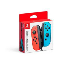 Joy Con Nintendo Switch Red/blue Nuevo Sellado Y Garantizado