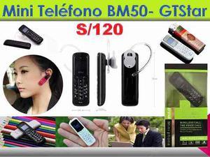 Mini Telefono Bm50
