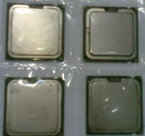 Procesadores Y Memorias Ram Para Pc Y Notebook Usadas