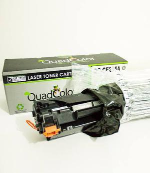 Toner Compatible Quadcolor 85a Para Impresora Laser Hp w