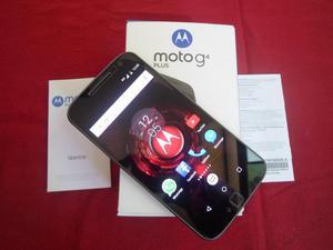 MOTO G4 PLUS 32 GB CON LECTOR DE HUELLAS UHD – S/ 650