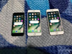 Vendo iPhone 6S Plus Y 6S Normal