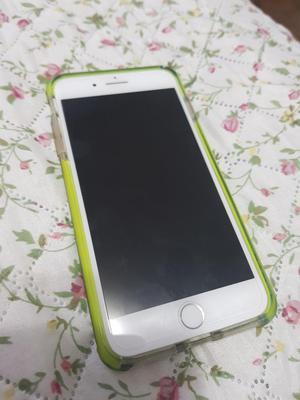 iPhone 7 Plus 128gb Plateado