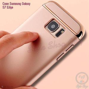 Case Carcasa Funda Elegante Para Celular Samsung S7 Edge