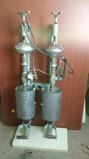Gasificadora envasadora de licor manual