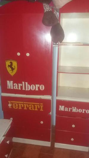 Juego de Dormitorio Ferrari