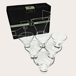 Juego de Vasos Sour Simple Pisco 6 Piezas FERRAND