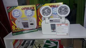 Luces de Emergencia Opalux